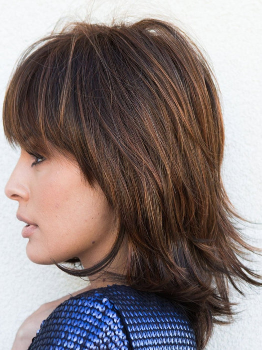 Bailey by Rene of Paris | Layered Synthetic Wig