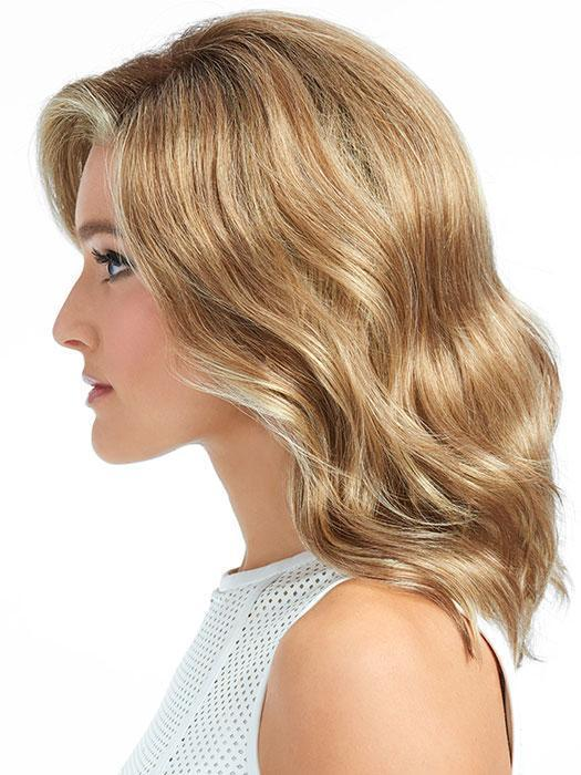 Perfect for the woman in search of waved, salon-style hair without the effort