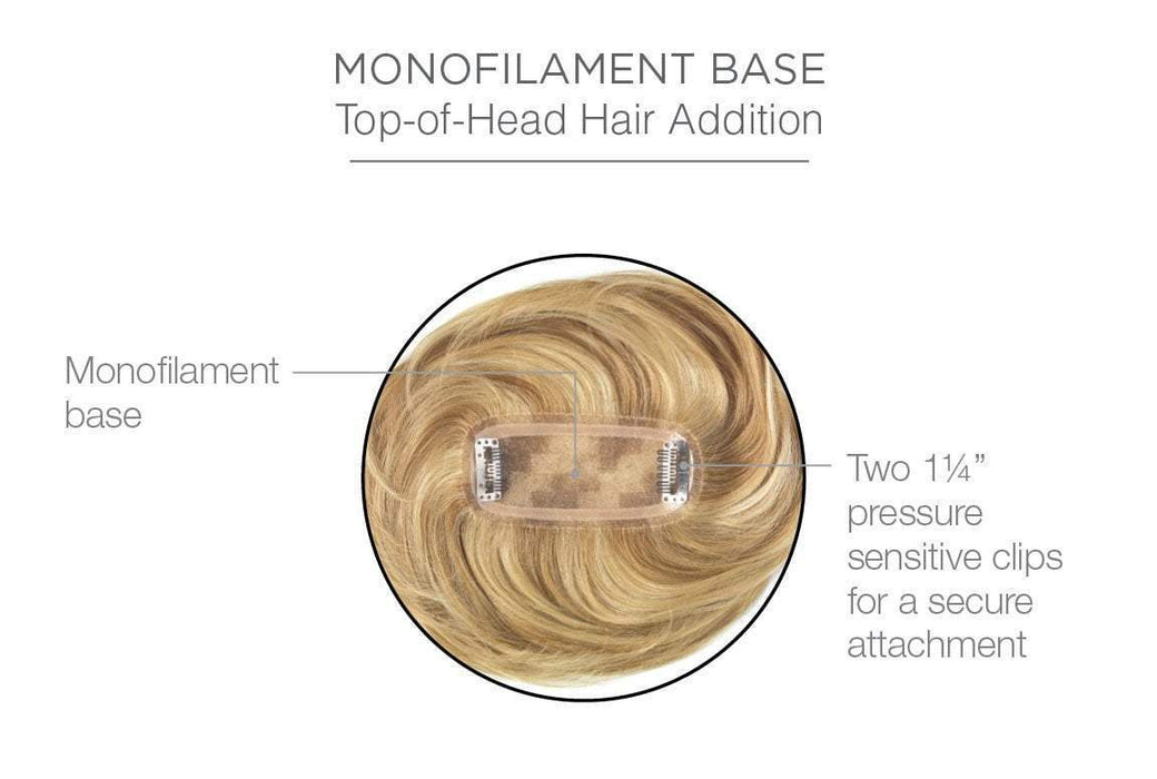 HUMAN HAIR BANG by RAQUEL WELCH | Base Design