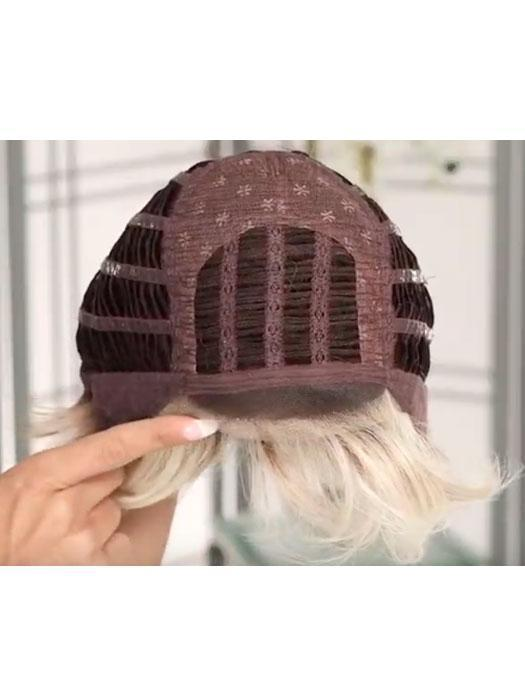 Memory Cap III, Lace Front, Open-wefted