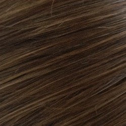 Color R9S = Glazed Mahogany: Dark brown with subtle warm highlights on top