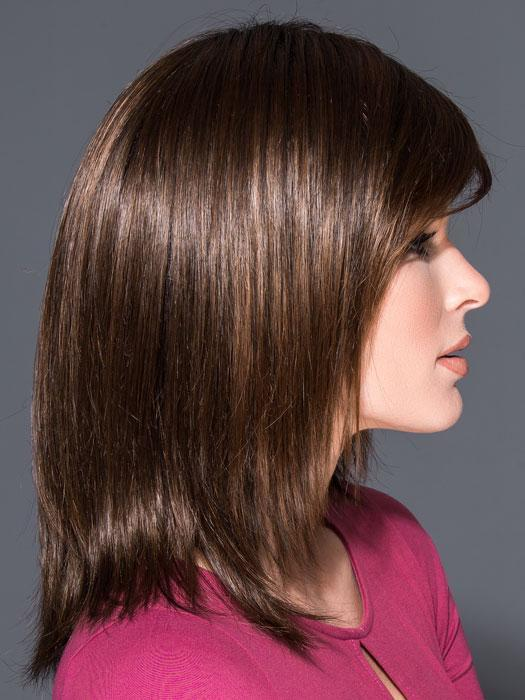 WATCH ME WOW by RAQUEL WELCH in SS9/30 SHADED COCOA | Dark Dark Brown with Subtle Warm Highlights Roots