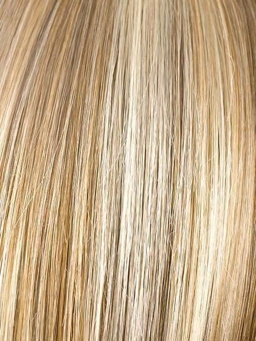 CREAMY-TOFFEE | Dark Blonde Evenly Blended with Light Platinum Blonde and Light Honey Blonde