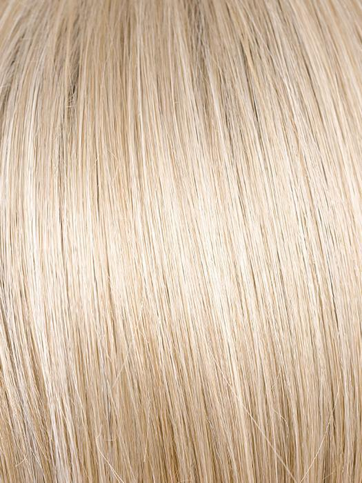CREAMY-BLOND | Platinum and Light Gold Blonde evenly blended