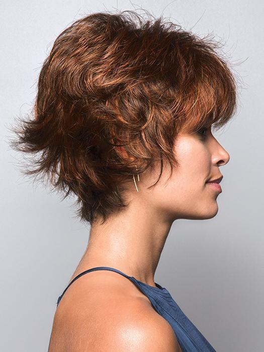 TYLER by Rene Of Paris in GINGER HIGHLIGHT | Medium Brown with Light Auburn Highlights