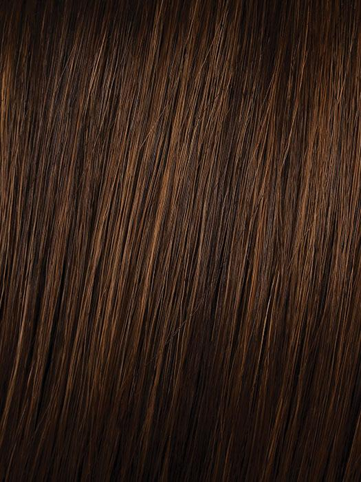 R10 = CHESTNUT: Rich Dark Brown with Coffee Brown highlights all over