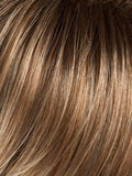 SS10/29 | SHADED TOFFEE | Warm Dark Brown with Subtle Warm Highlights  Roots