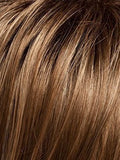 SS12/20 SHADED TOAST | Cool, Light Brown with Rich Medium Brown Roots