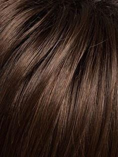 SS4/6 SHADED ESPRESSO | Rich Dark Brown with Subtle Warm Highlights  Roots