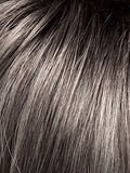 SS44/60 SHADED SUGARED LICORICE | Salt Dark Brown with Subtle Warm Highlights and Dark Roots