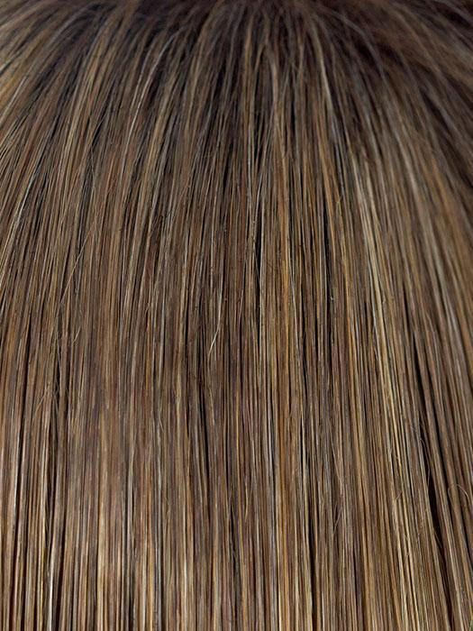 12/140G | Light Brown blended with a light Honey-Blonde