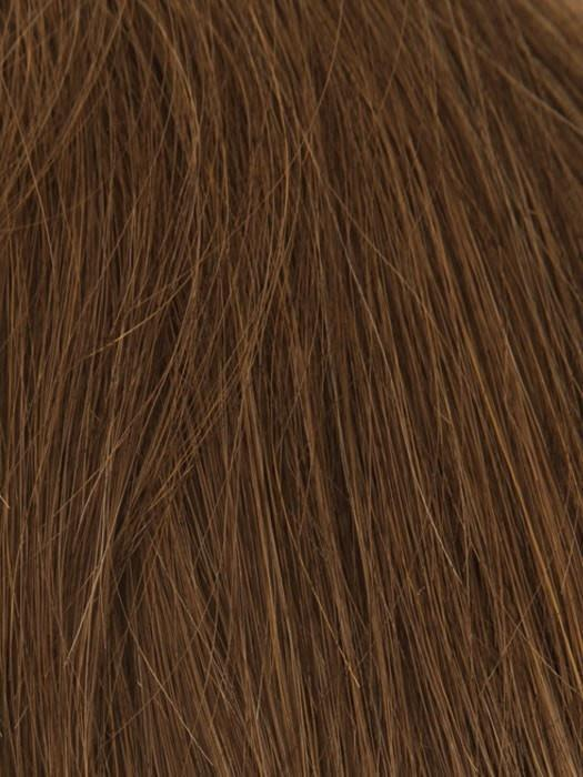 T27/6 MARBLE BROWN | Dark Brown Blended w. Light Brown / Blonde / Red Tones, Brown / Blonde / Red Tip