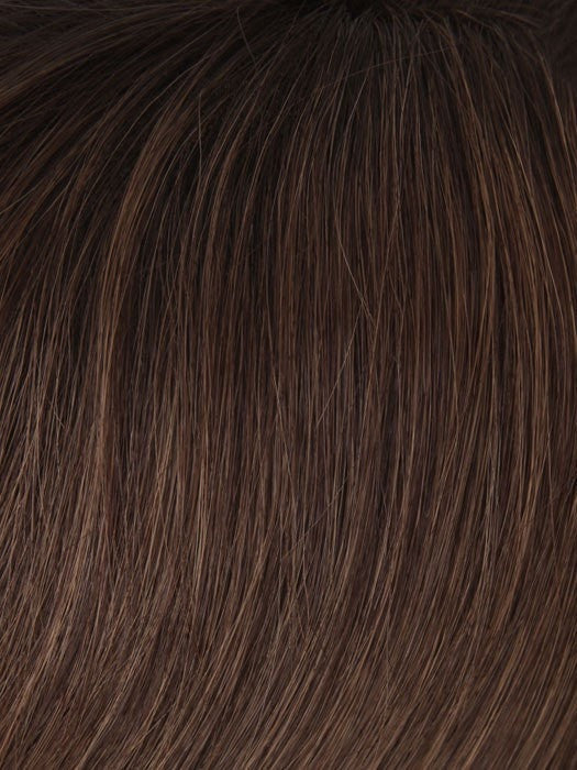 T32/6 RAISIN GLAZE | Auburn Highlight with Dark Brown Root