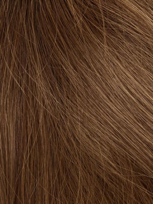 T6/8/28 MOCCACCHINO | Dark Brown Blended w. Brown & Copper Tones, Copper Tip