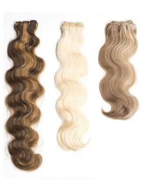 "20""-22"" Baby Fine Wavy 470A Extensions by Wig Pro 