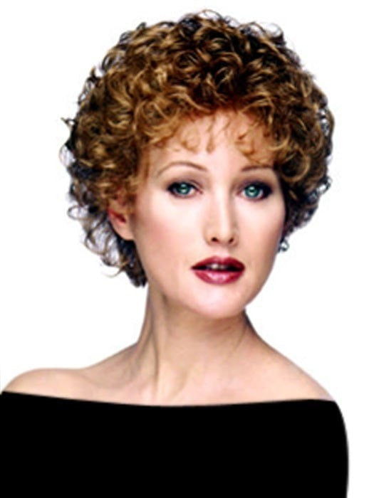 Honey Lite by Aspen Wigs | Curly Synthetic Wig | CLEARANCE