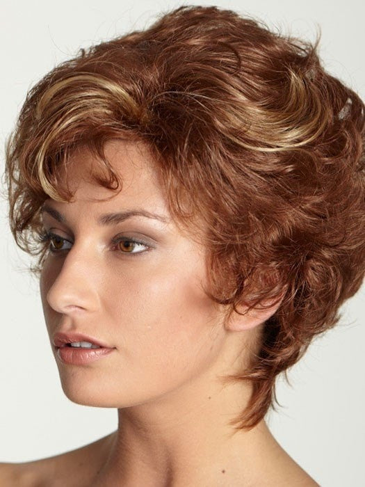 Aspen Carolyn Wig : Synthetic Layered Wig | Color 30/26H