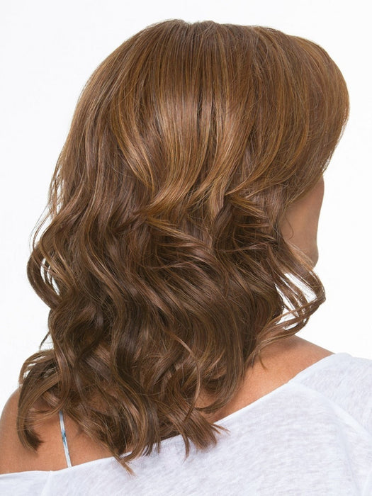 Color HT3025S+=Medium Red w/Red Highlights med Reddish brown w/ginger highlighlights