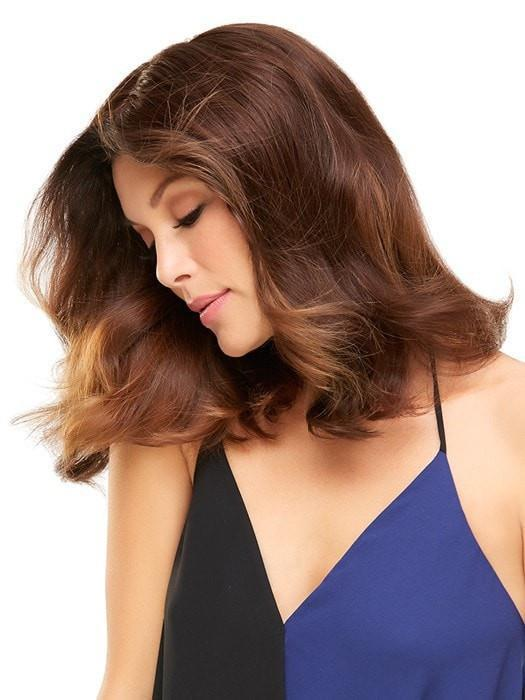 Gorgeous volume and body | Color: 6RN