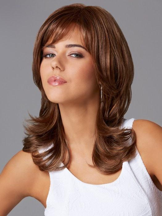 Appeal by Gabor: Color GL8/29 - Hazelnut (Coffee Brown with Soft Ginger highlights)