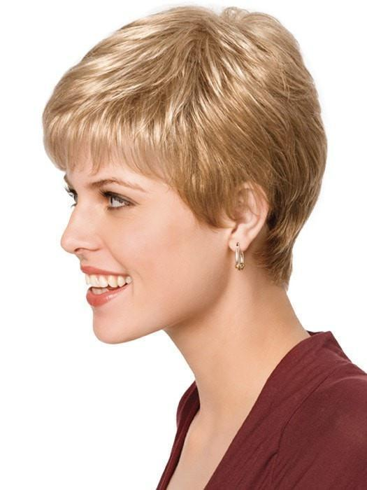 Easy-care boy cut | Color: G15+