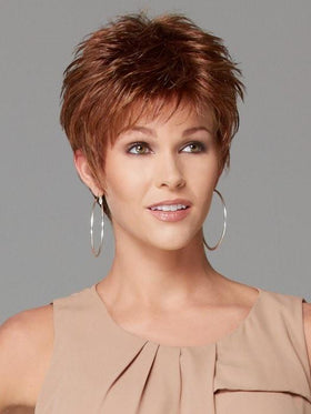 Color GL29/31 = Rusty Auburn: Medium Auburn with subtle Ginger highlights | Dash by Gabor