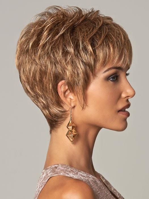 Trim the fringe or wear it out of the box | Color: GL27-29