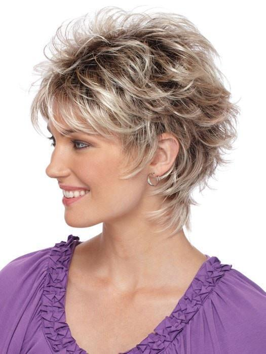 Color RH1488RT8 = HIGHLIGHTED COPPER BLONDE WITH GOLDEN BROWN ROOT