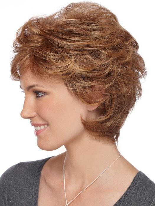 Estetica Designs Rebecca Wig : Profile View | Color R30/28/26