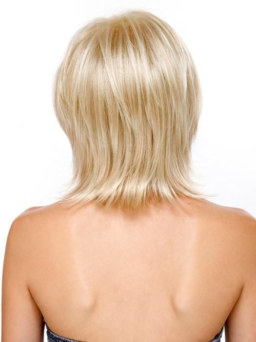 Sienna by Estetica Wigs : Back View | Color: R26/613
