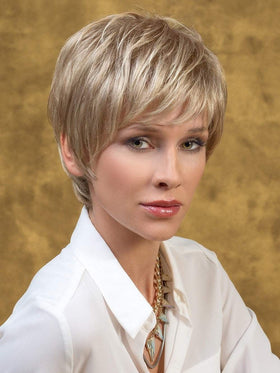 DESIRE Wig by Ellen Wille in CHAMPAGNE MIX | Light Beige Blonde, Medium Honey Blonde, and Platinum Blonde Blend