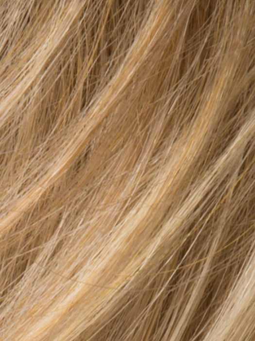 LIGHT CARAMEL ROOTED | Light Golden Blonde, Butterscotch Blonde, and Medium Honey Blonde Blend