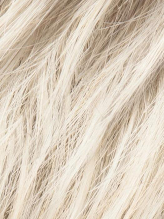 PASTEL BLONDE ROOTED | Pearl Platinum, Dark Ash Blonde, and Medium Honey Blonde mix with ash roots