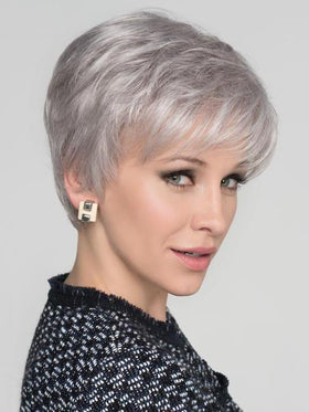 CARA 100 DELUXE by ELLEN WILLE in SILVER MIX | Pure Silver White and Pearl Platinum Blonde Blend