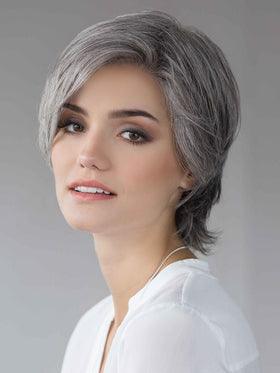 RUSH Wig by ELLEN WILLE in STONE-GREY MIX