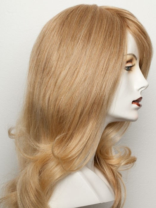 Color Nature-Blonde/Mix = Dark Golden Blonde, Dark Honey Blonde, and Light Golden Blonde blend