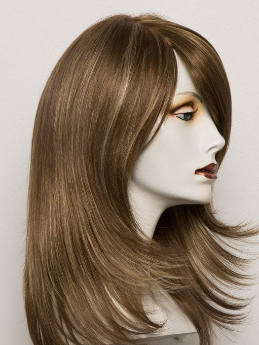 DARK SAND MIX | Light Brown base with Lighest Ash Brown and Medium Honey Blonde blend