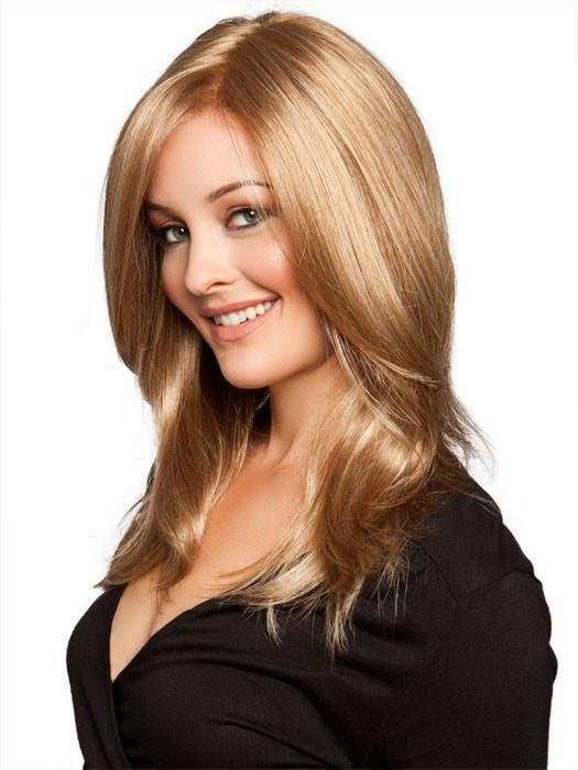 MEGA MONO by Ellen Wille in GINGER MIX | Light Honey Blonde, Light Auburn, and Medium Honey Blonde Blend