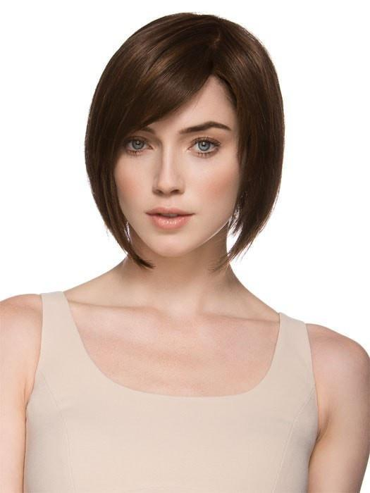 TEMPO 100 DELUXE LARGE by Ellen Wille in CHOCOLATE-MIX | Medium to Dark Brown Base with Light Reddish Brown Highlights