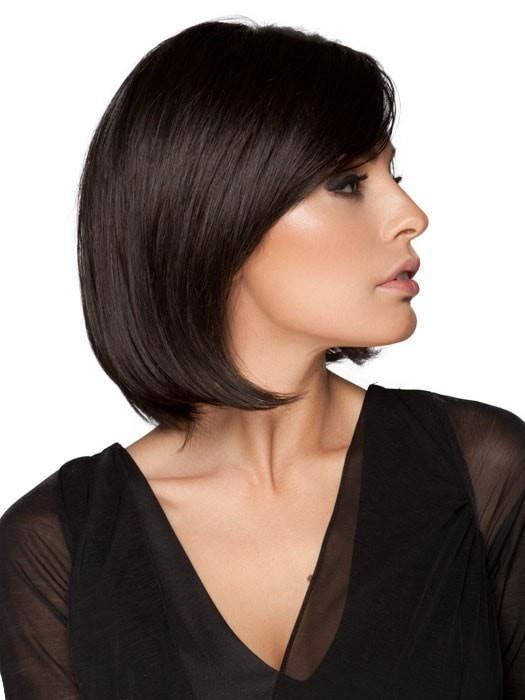 Rounded ends give style and coverage