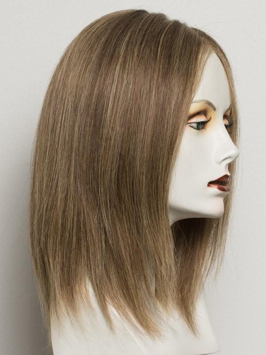 Color Bernstein/Mix = Light Brown, Medium to Light Reddish Brown, and Medium Golden Blonde Blend