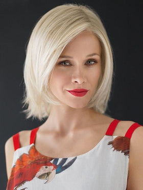 UNITED by Ellen Wille in PASTEL BLONDE MIX | Pearl Platinum, Dark Ash Blonde, and Medium Honey Blonde mix