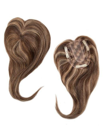 Add-On Center by Envy | Human Hair Topper (Full Mono) | 40% OFF