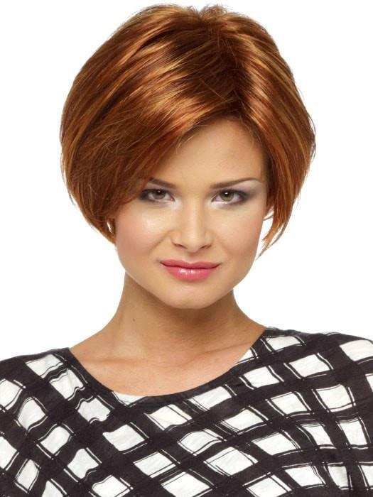 Denise by Envy Wigs : Color LIGHT RED