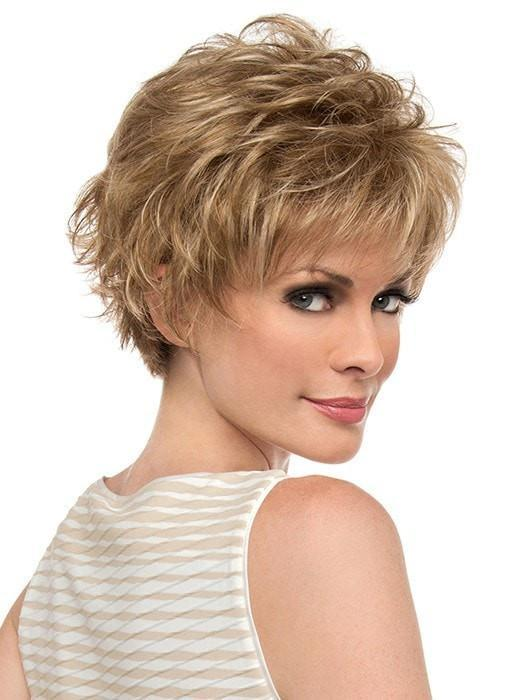 Marita by Envy Wigs | The Mono Top construction is designed to imitate your natural scalp | Color: Frosted
