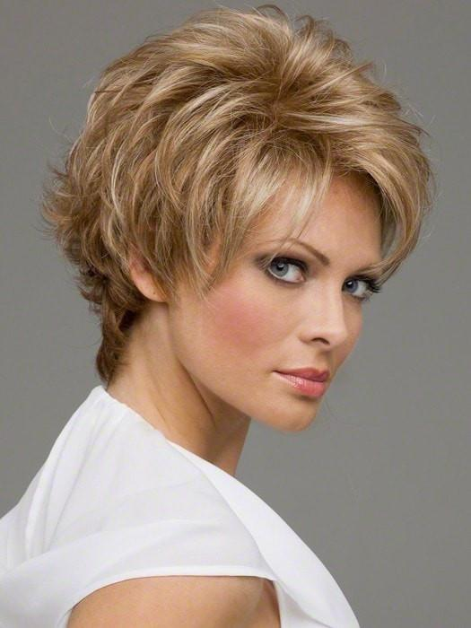 Envy Wigs Micki Wig : Monofilament Top | Color Dark-Blonde