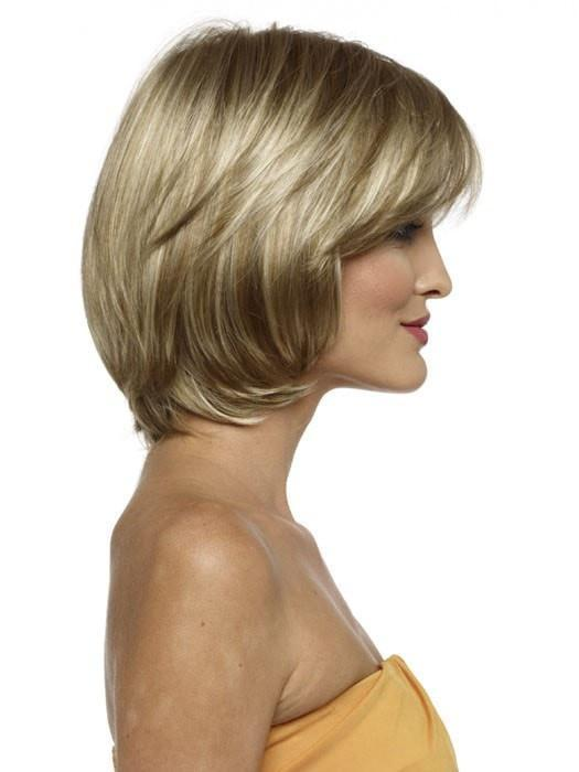 Envy Sheila Wig : Right Profile | Color DARK BLONDE