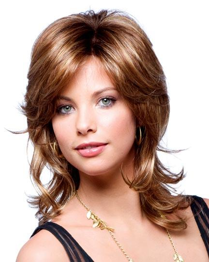 Farrah by Noriko | Layered Synthetic Wig | CLOSEOUT