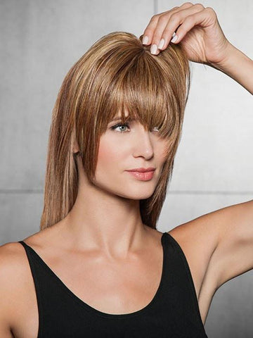 Modern Fringe Clip In Bang | HF Synthetic Bang (Clip In) | 40% OFF