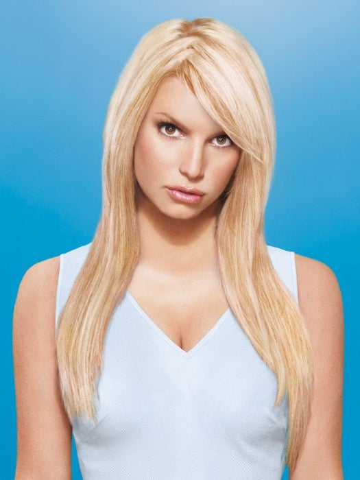 Jessica Simpson Human Hair Fringe | Color N/A